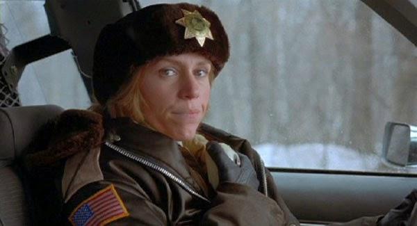 Marge Gunderson in Fargo