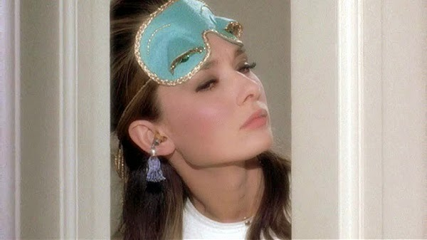 Holly Golightly in Breakfast at Tiffany's